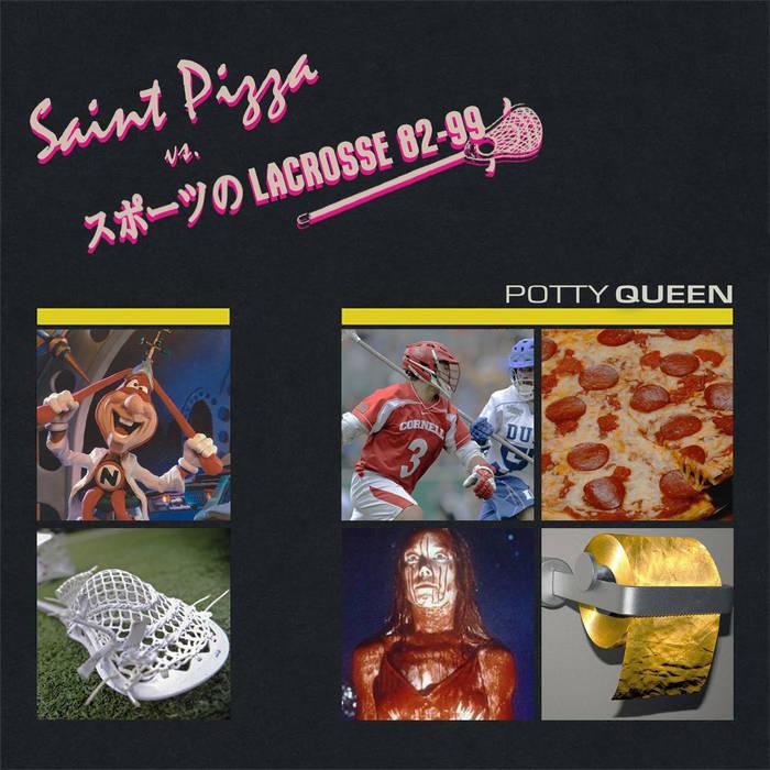 Potty Queen cover art