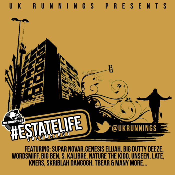 UK Runnings #EstateLife - Volume 001 cover art