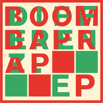 Boombaprap/ Differenz EP cover art