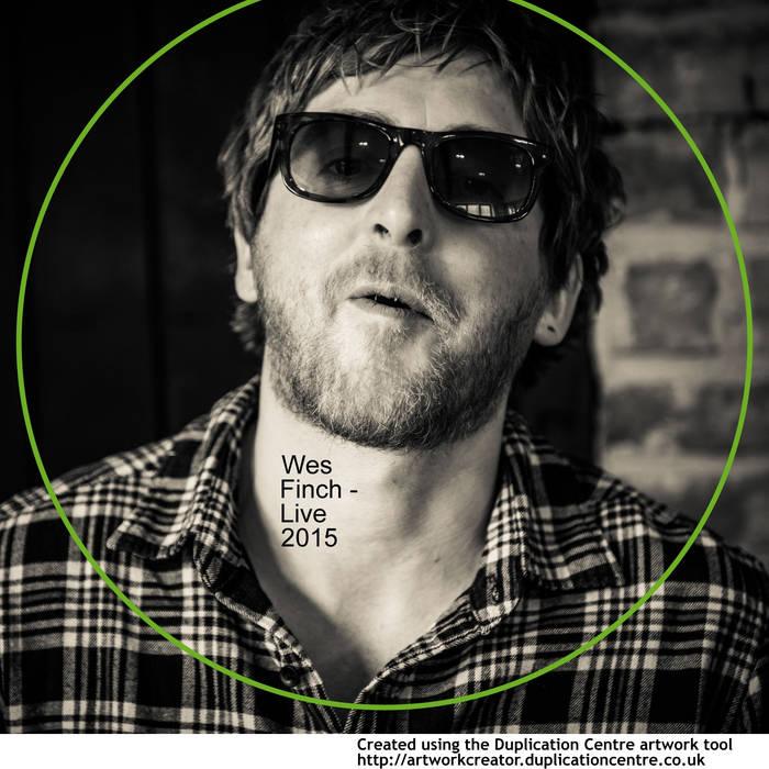 Live at The Pumphouse Studio 2015 cover art