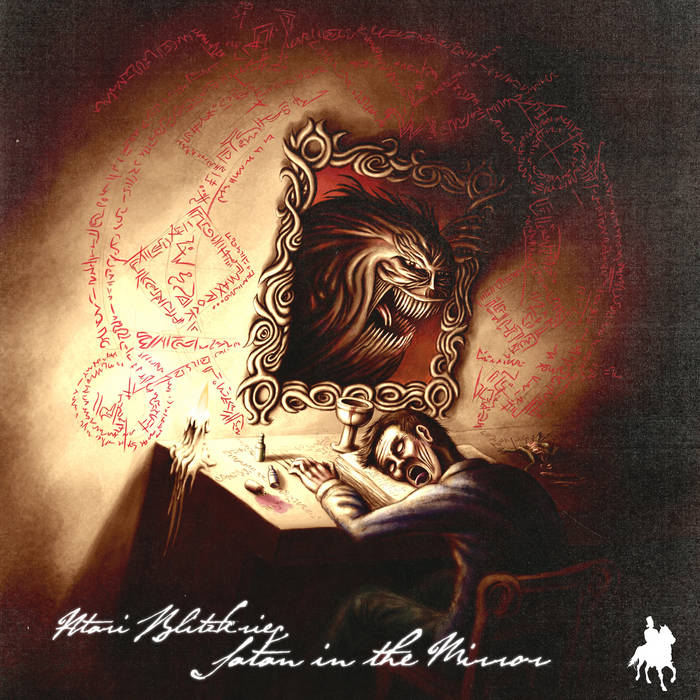Satan In the Mirror cover art