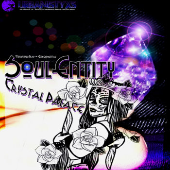 """SoulEntity """"Crystal Palace"""" - The ShadowPeople Collective cover art"""