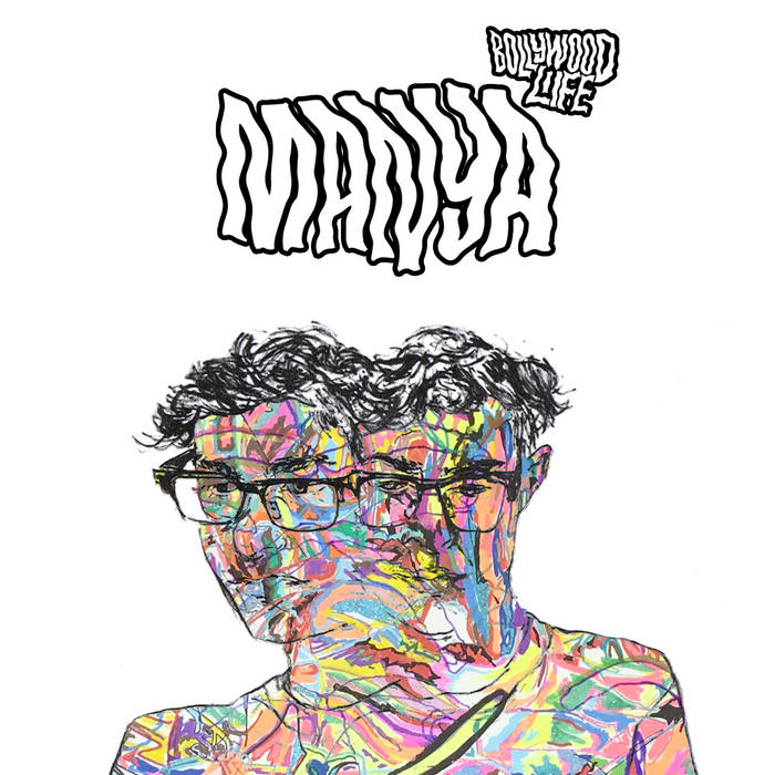Manya EP cover art