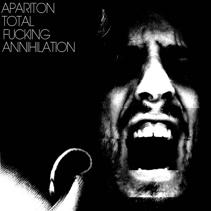 Total Fucking Annihilation cover art