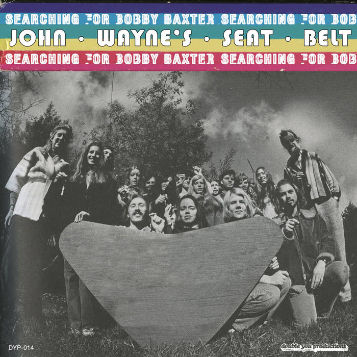 Searching For Bobby Baxter (Single) cover art