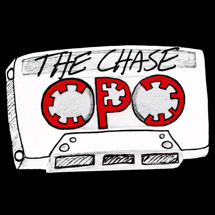 The Chase EP cover art