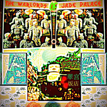 The Warlords of Jade Palace cover art