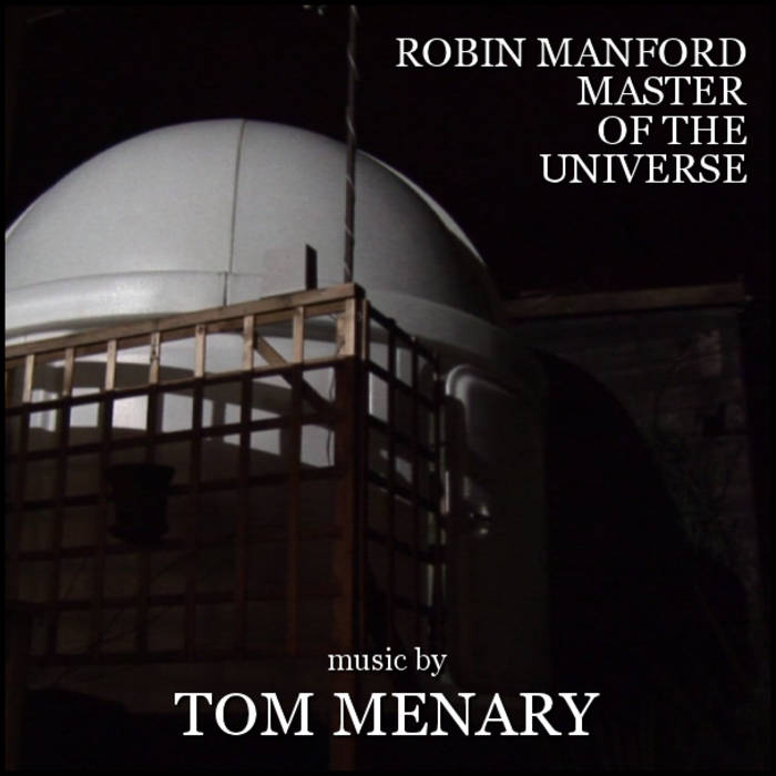Robin Manford: Master of the Universe cover art