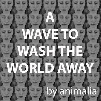 A Wave to Wash the World Away cover art
