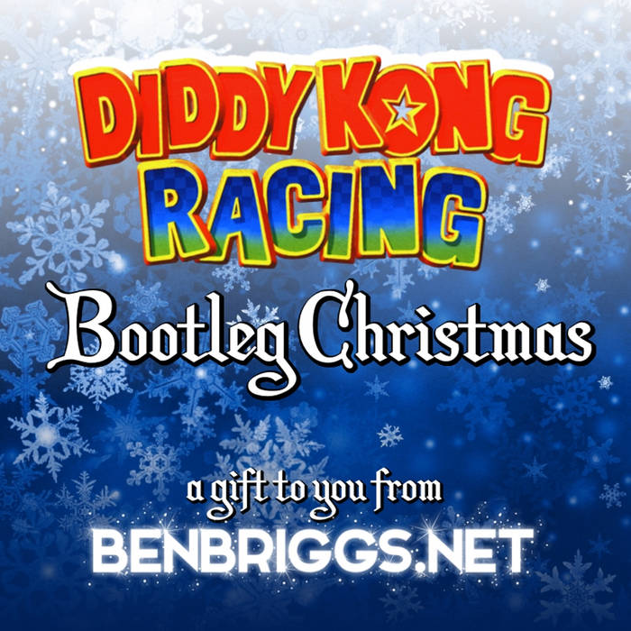 Diddy Kong Racing: Bootleg Christmas cover art