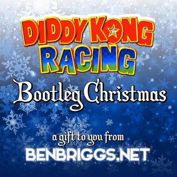 Diddy Kong Racing: Bootleg Christmas cover art