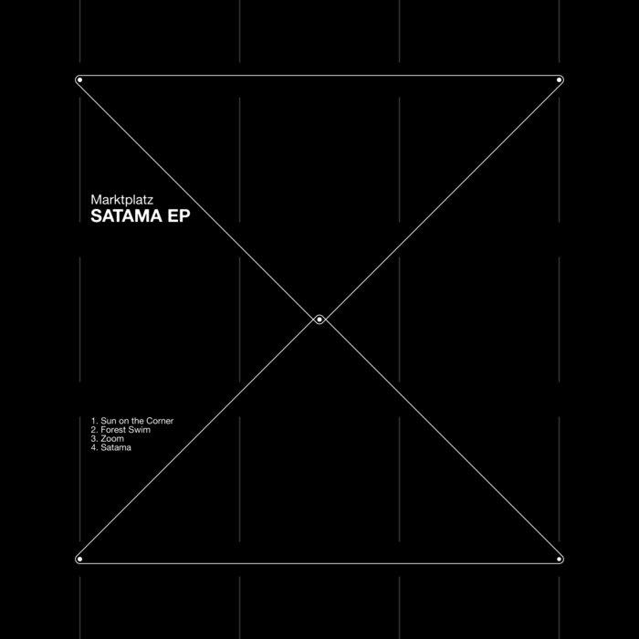 Satama EP cover art