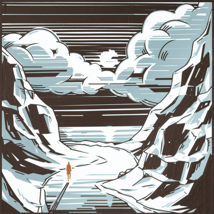 UV021 / Break SL - Atlantic Ocean Road cover art