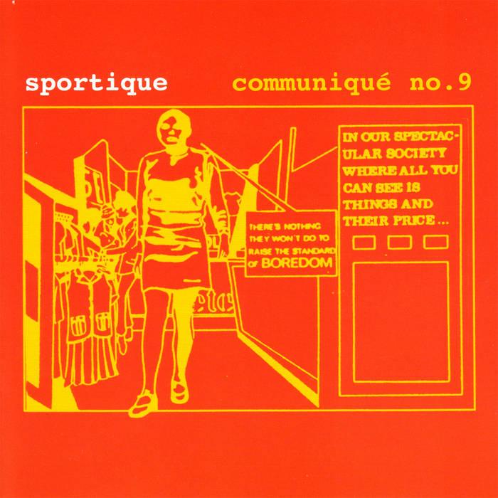 Communique No.9 cover art