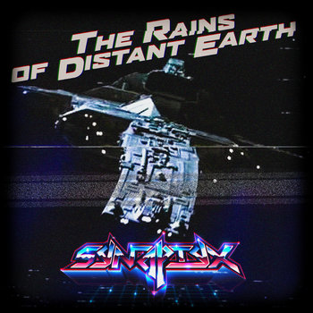 The Rains of Distant Earth cover art