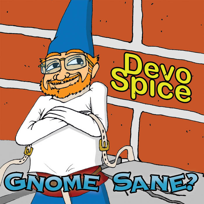 Gnome Sane? cover art