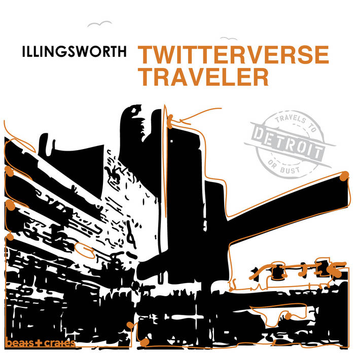 Twitterverse Traveler cover art