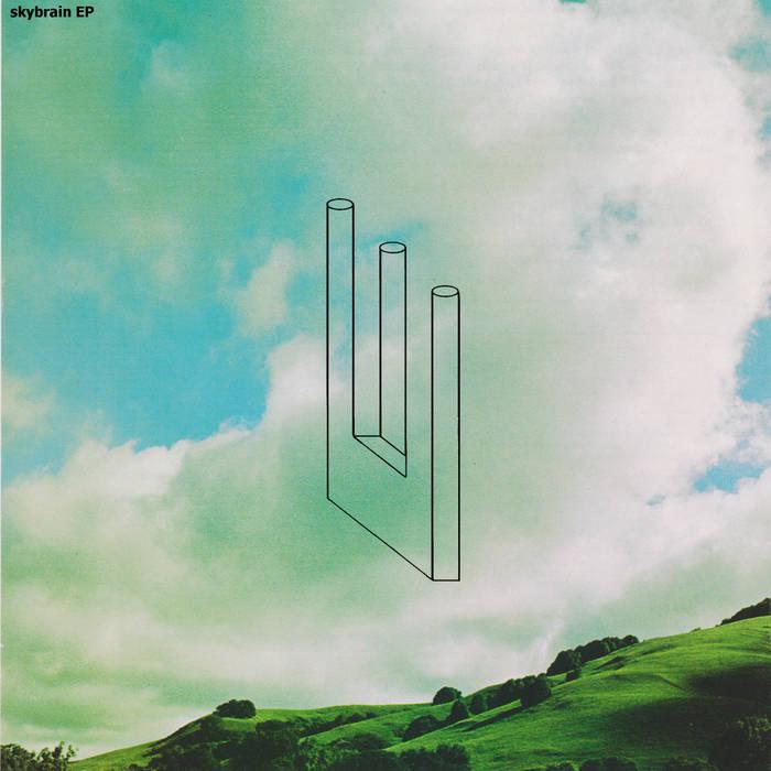 skybrain EP cover art