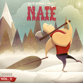 Christmas With Nate Vol. 2 cover art