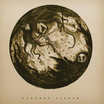 Vattnet Viskar EP cover art