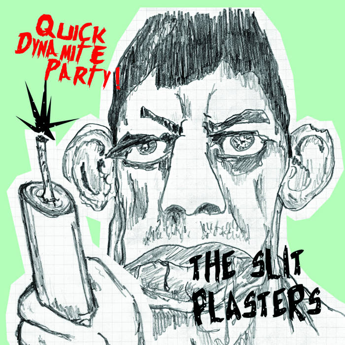 Quick Dynamite Party cover art