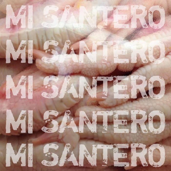 Mi Santero Single cover art