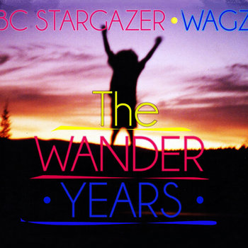 The Wander Years cover art
