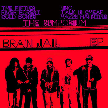 Brain Jail EP cover art