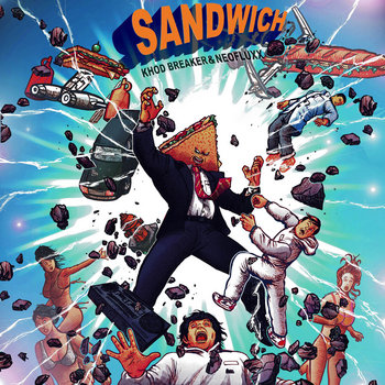 SANDWICH cover art
