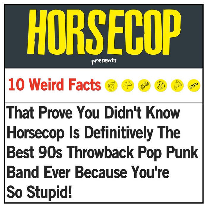 10 Weird Facts... cover art