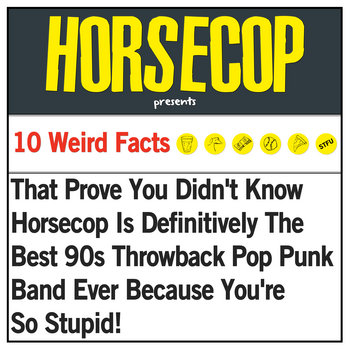 10 Weird Facts... cover art