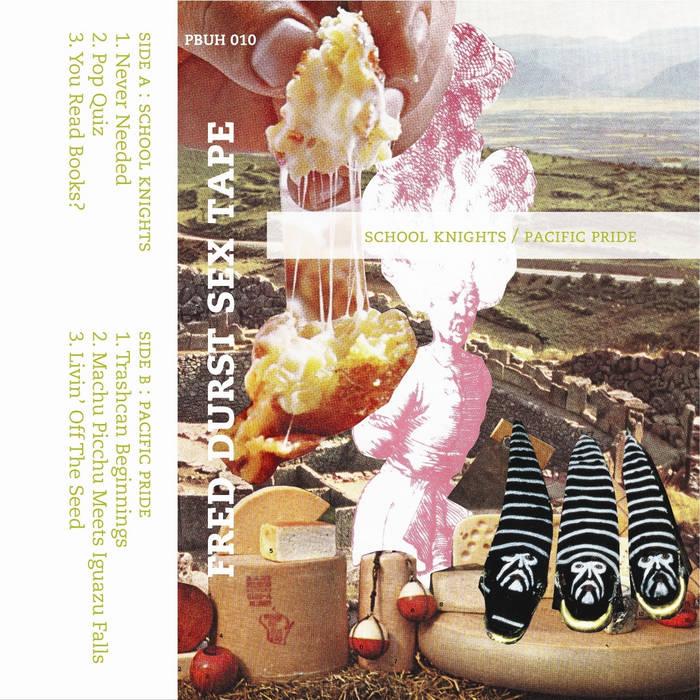 Fred Durst Sex Tape cover art