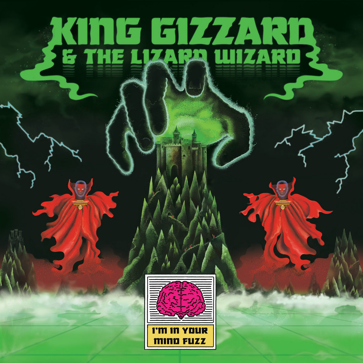King Gizzard & The Lizard Wizard - In My Mind Fuzz