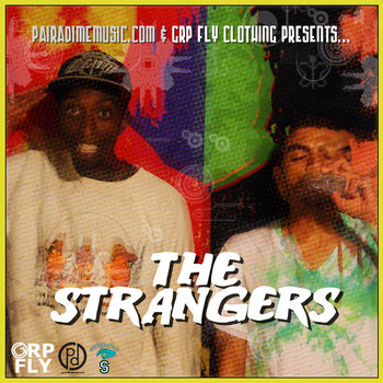 The Strangers EP cover art