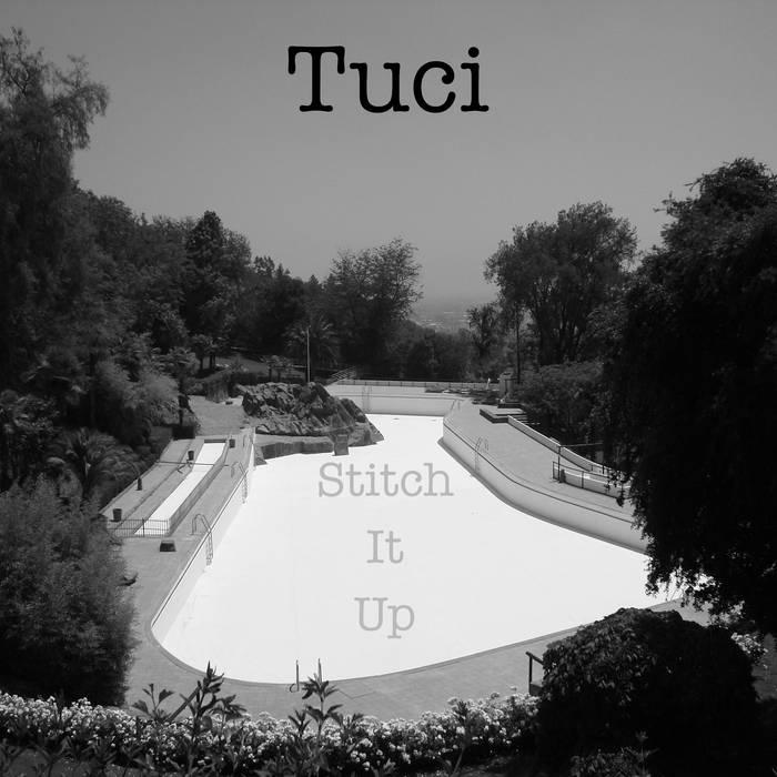 Stitch it Up cover art
