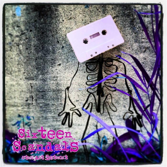 Ctrl Alt Detroit - 6 song EP cover art