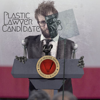 Plastic Lawyer Candidate cover art