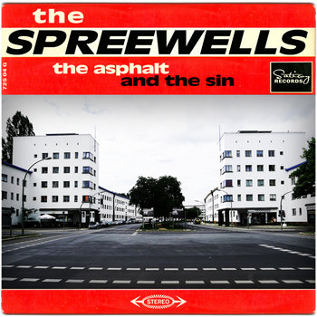 The Asphalt and the Sin cover art