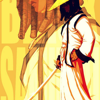 Black Samurai cover art