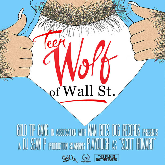 Teen Wolf of Wall St. cover art