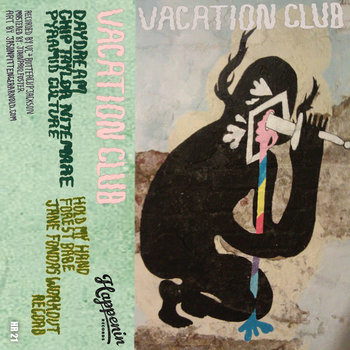 Vacation Club EP cover art