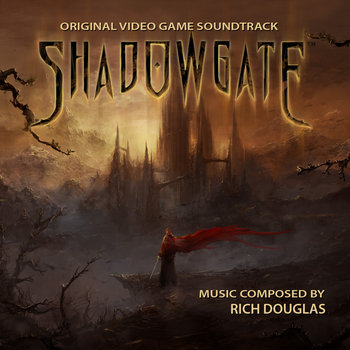Shadowgate - OST cover art