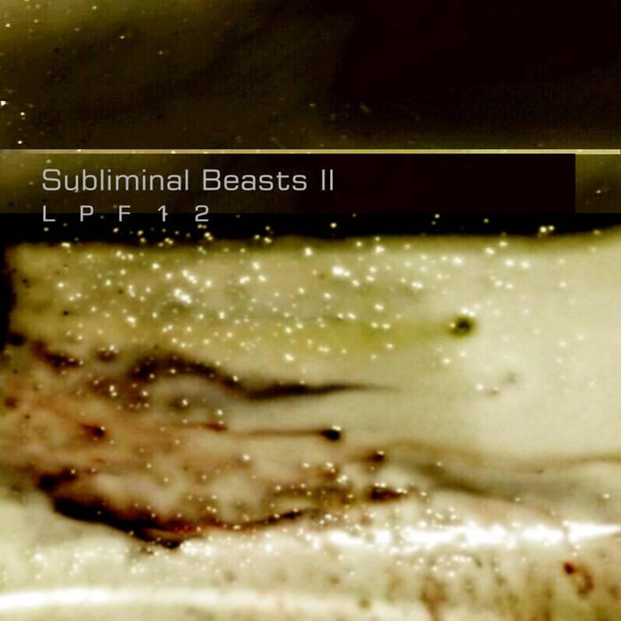 Subliminal Beasts II cover art