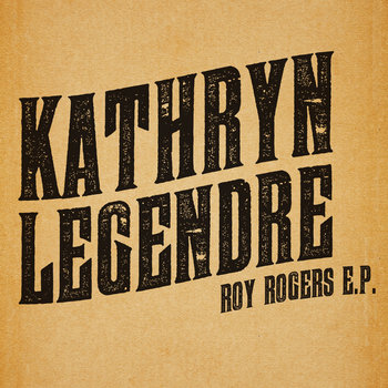 Roy Rogers E.P. cover art