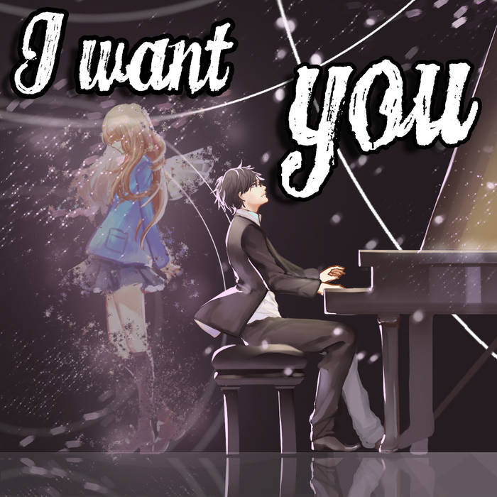 I want YOU cover art
