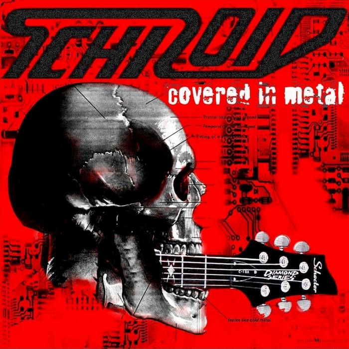 Covered In Metal cover art
