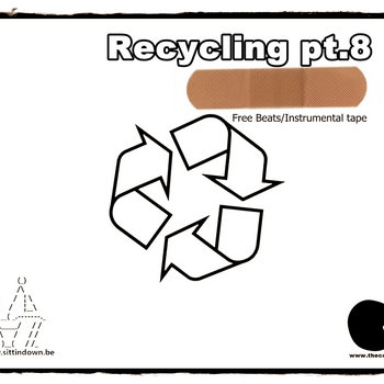 Project Recycling pt.8 [FREE instrumentals] cover art