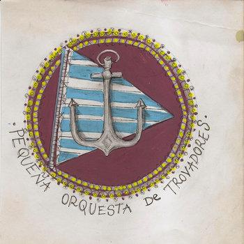 Pequeña orquesta de trovadores cover art