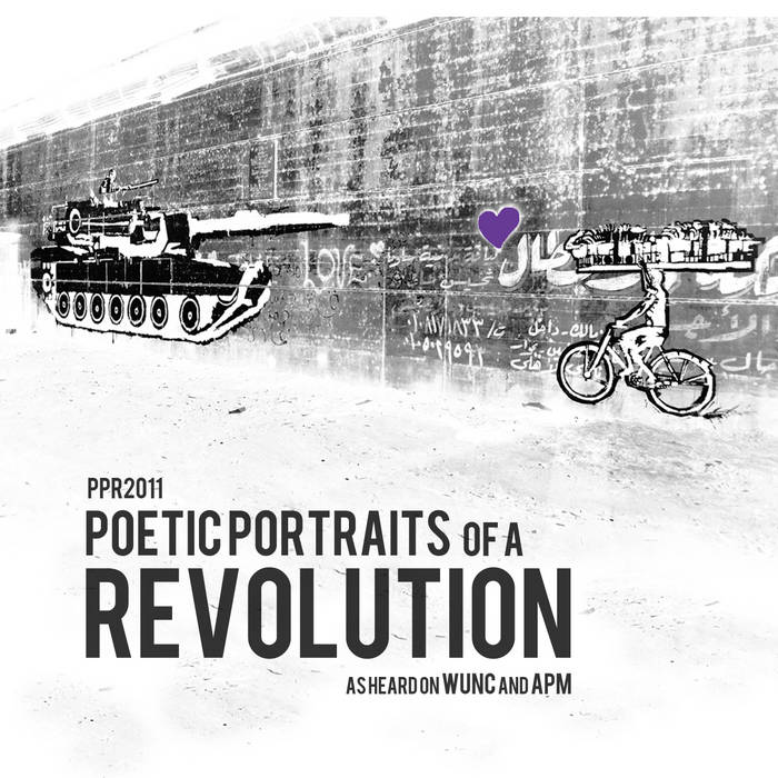 Poetic Portraits of a Revolution cover art