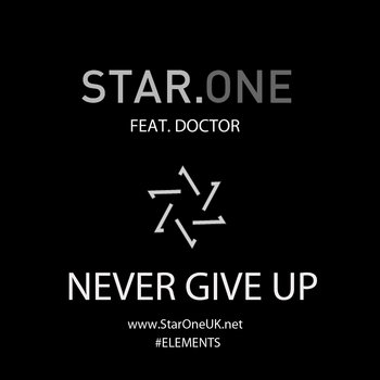Never Give Up feat Doctor cover art